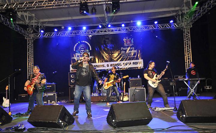 Banda U.T.I., com 26 anos de tradição no rock, participa da Festa