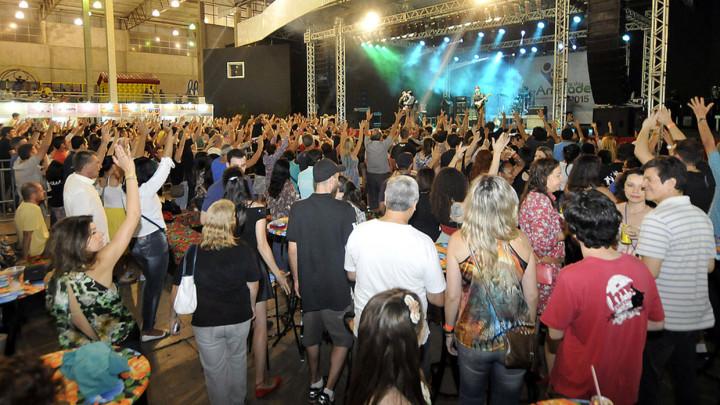 A Feira da Amizade 2015 foi palco para muitas atrações culturais