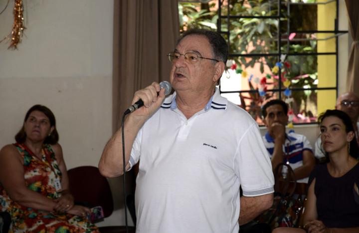 Milton Calzavara destaca as ações do Comdipi