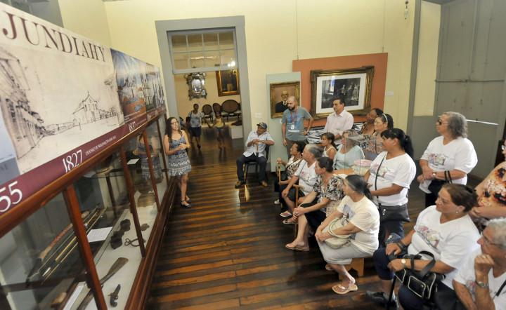 Cerca de 40 idosos participaram da atividade