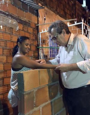 Saulo Passos acompanhou a equipe de pesquisa em SergipE