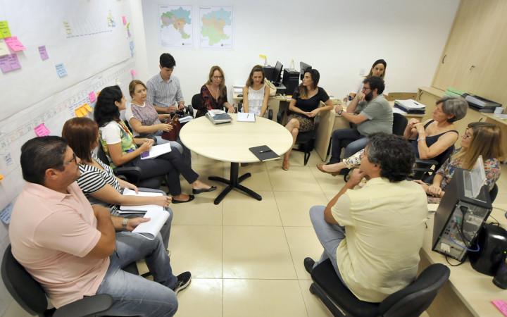 Representantes do IAB e da Prefeitura discutem Plano Diretor