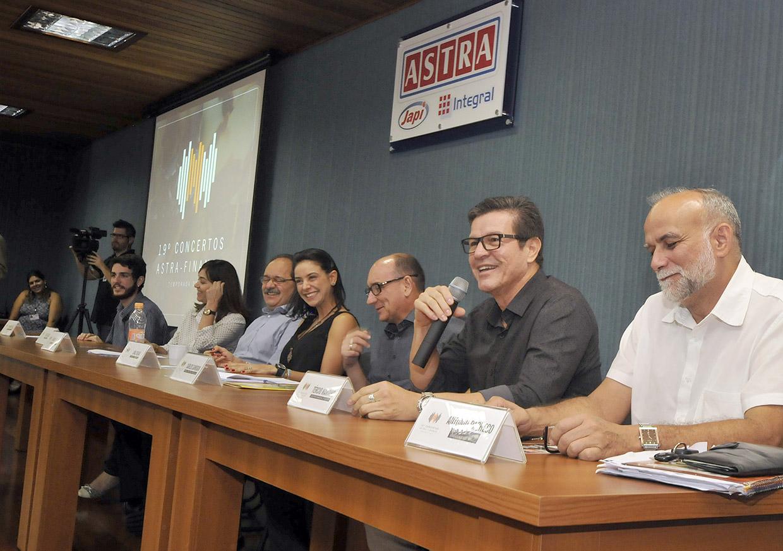 Tércio destacou a importância do projeto na promoção de acesso à cultura