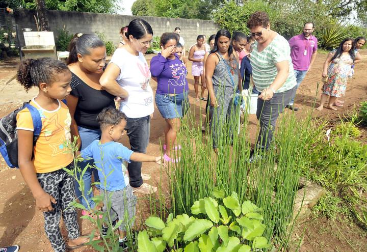 Moradoras do São Camilo iniciam primeira fase do Projeto Semear na Unidam