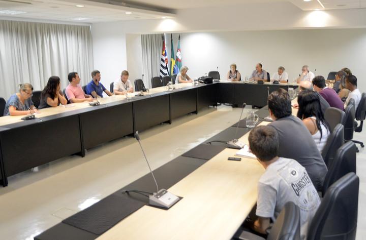 Encontro reuniu representantes das cidades da AUJ e do Estado