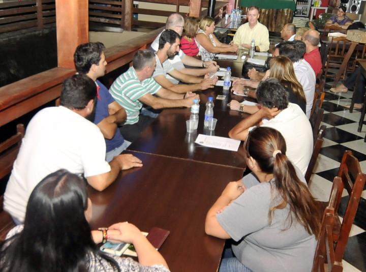 Grupo conta com apoio da Prefeitura