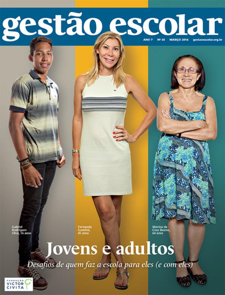 Trabalho desenvolvido pelo CMEJA de Jundiaí foi destaque na revista Gestão Escolar