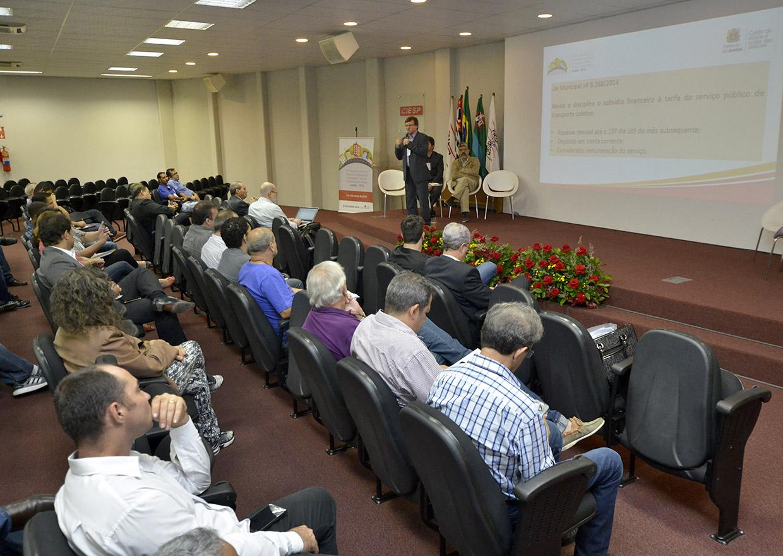 Tarifa do transporte coletivo foi a última sessão do Fórum Paulista