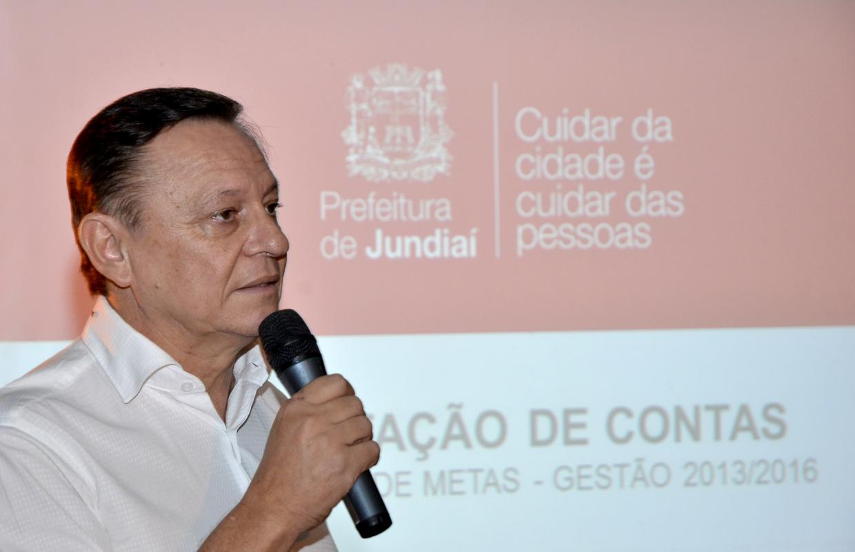 Pedro Bigardi destacou ações realizadas pela Prefeitura