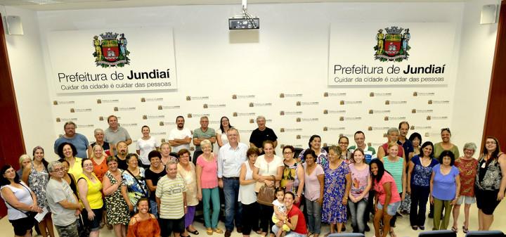 Participantes do programa: destaque na valorização da arte jundiaiense