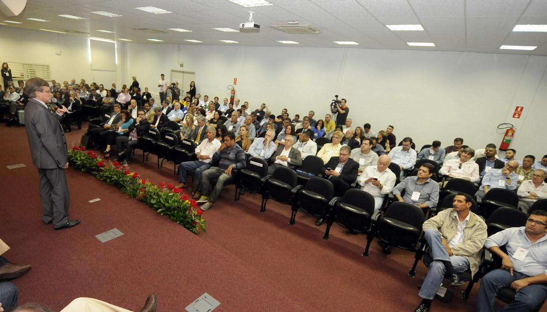 Fórum conta com representantes das cidades do Estado de São Paulo