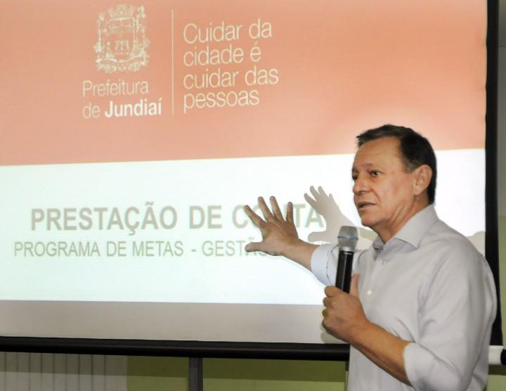Bigardi prestou contas aos moradores da região do Jardim do Lago