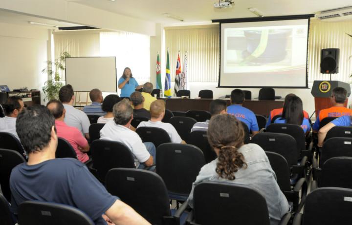 Ana Lúcia destacou a importância do trabalho intersetorial