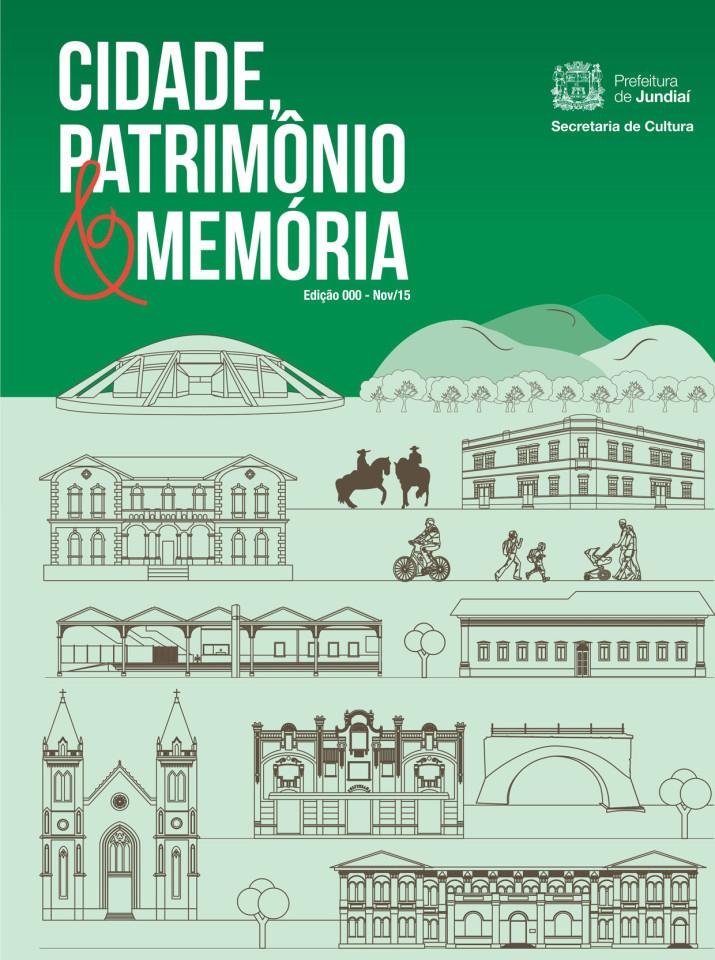 Revista foi pensada durante 3º Simpósio do Patrimônio em 2015