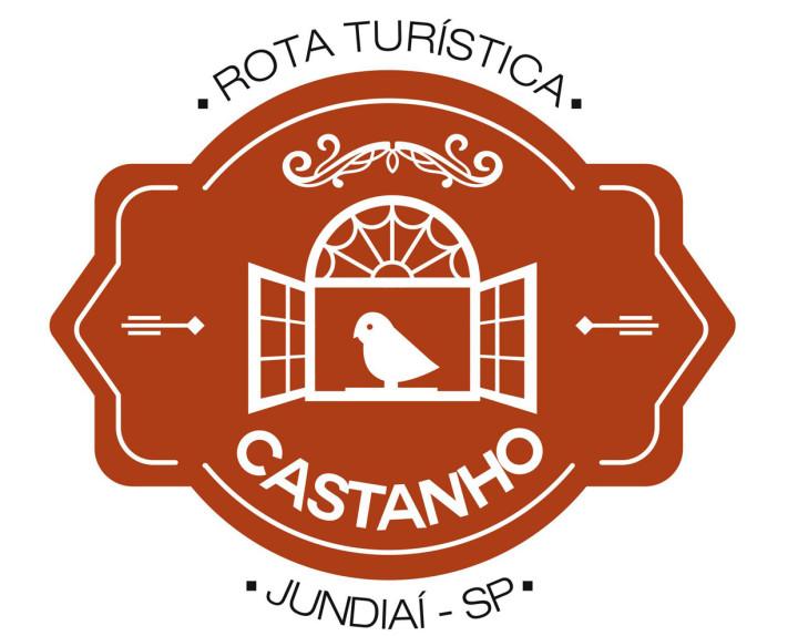 Logotipo da nova rota turística em andamento