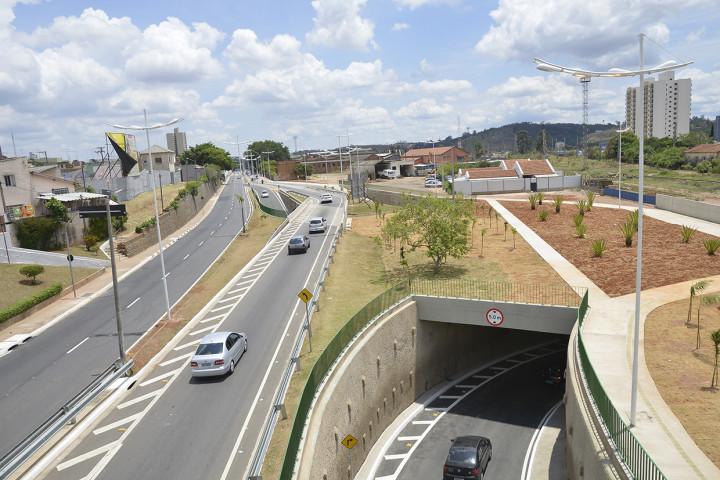 Túnel da Ponte São João oferece importante opção para moradores da Região Leste