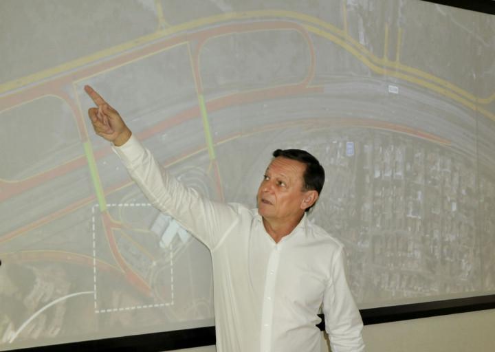 Prefeito Pedro Bigardi se empenhou para ver as obras das alças saírem do papel