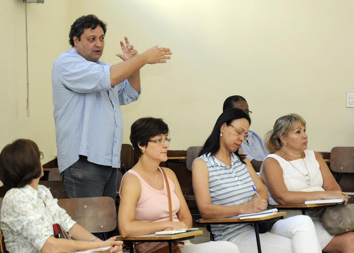 Rodrigo Mendes Pereira destaca a importância de se debater o tema na cidade