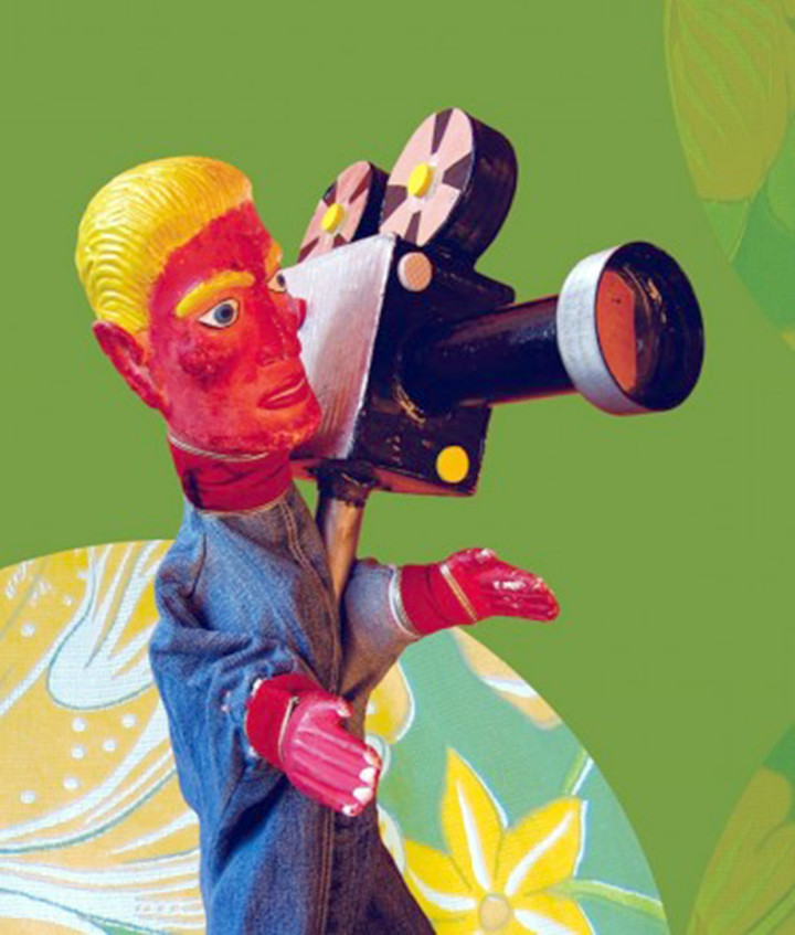Teatros de Mamulengos leva temática para valorizar o cinema nacional