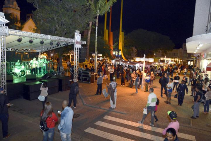 1ª edição do ano leva repertório variado à Praça Governador Pedro de Toledo