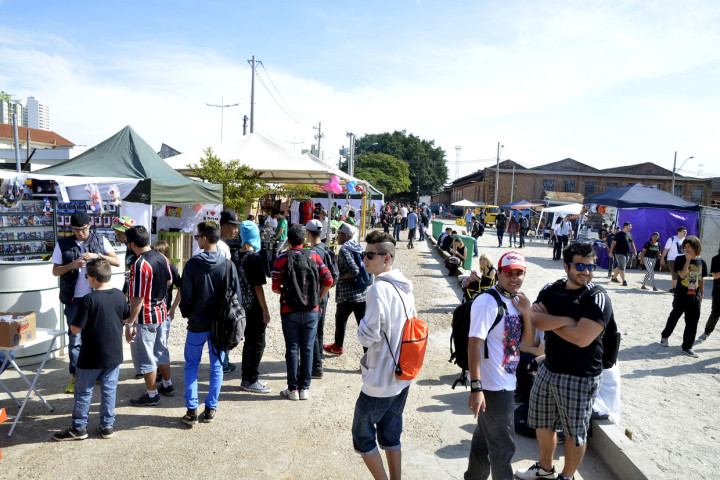 Em sua primeira edição, evento reuniu mais de 300 jovens