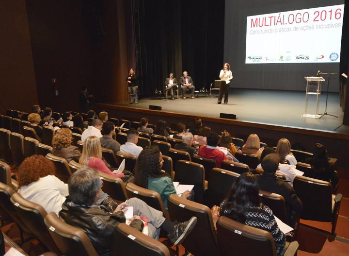 Objetivo do evento é construir práticas de ações inclusivas
