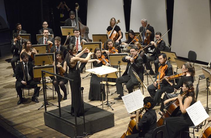 Orquestra abriu temporada que promete grandes momentos