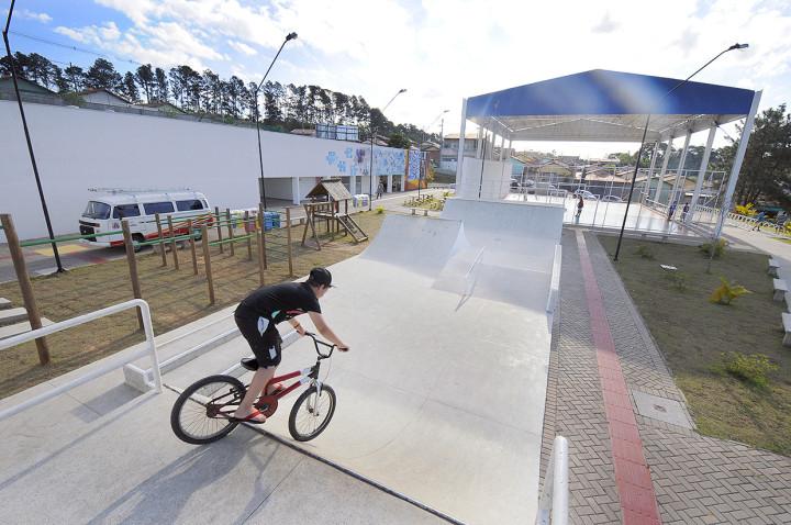 Prefeitura adotou solução proposta para correção da pista