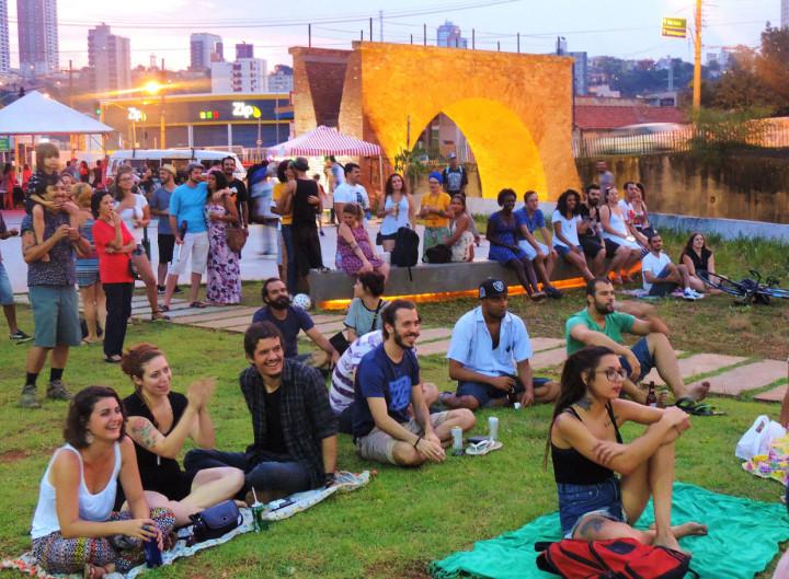 """Ponte Torta recebe """"Encontro da Cultura Imaterial"""" com o Refogado do Sandi"""