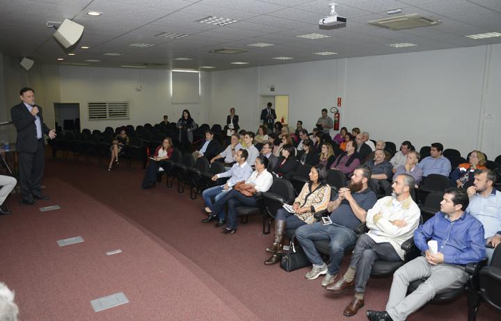 """""""O planejamento regional vai ser cada vez mais uma necessidade no país"""", afirmou Bigardi"""