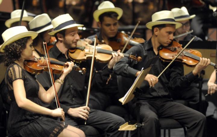 Orquestra Jovem apresenta repertório diversificado