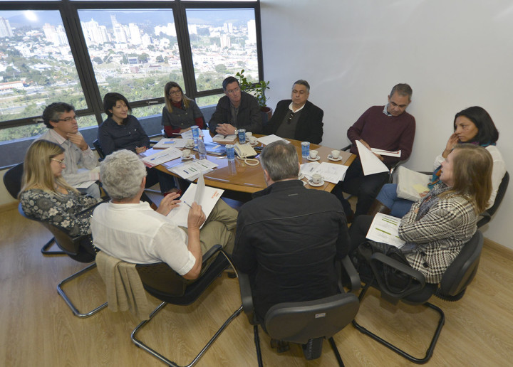 O plano de desenvolvimento regional deve alinhar metas das sete cidades