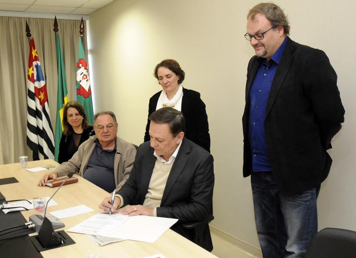 Evento marcou assinatura e oficialização do protocolo