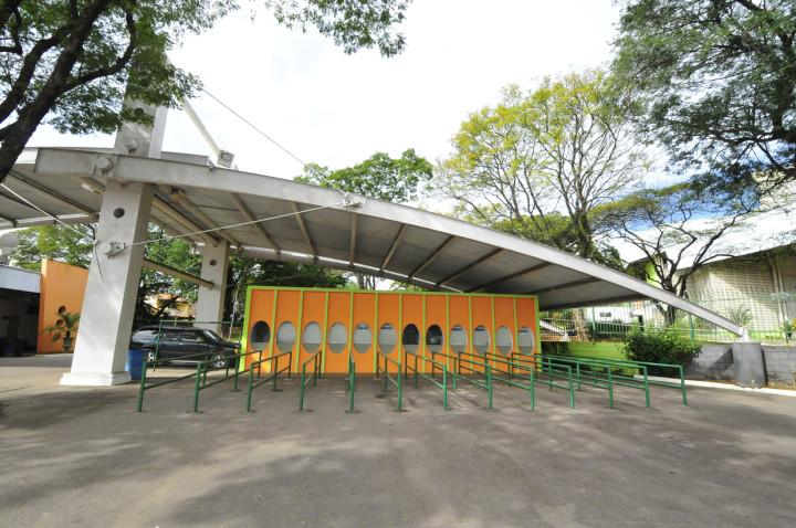 Decreto também estabelece regras para utilização do Parque da Uva
