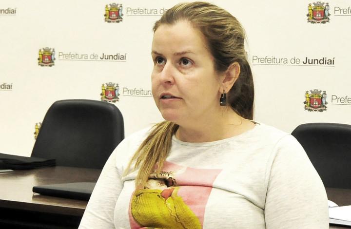 A coordenadora da Saúde Mental, Ana Thomé