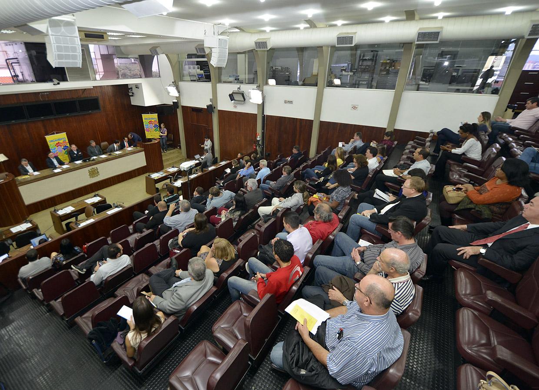 Última sessão sobre o LOA na cidade foi em maio, na Câmara