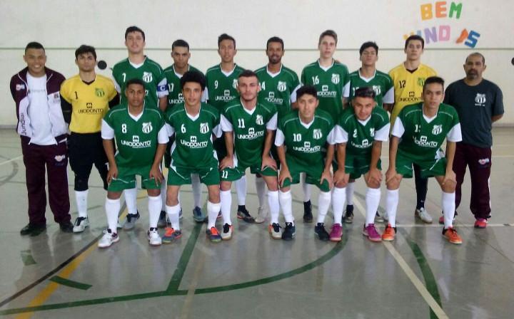 Futsal de Jundiaí faz ótima exibição na estreia e goleia Santana do Parnaíba