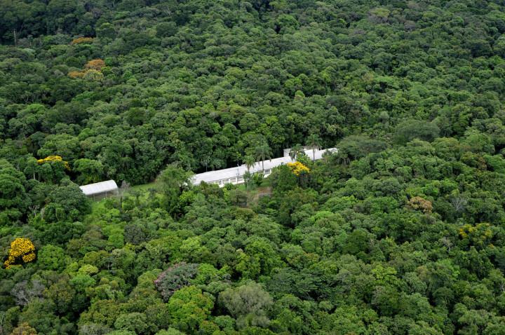 Reserva biológica amplia área regularizada