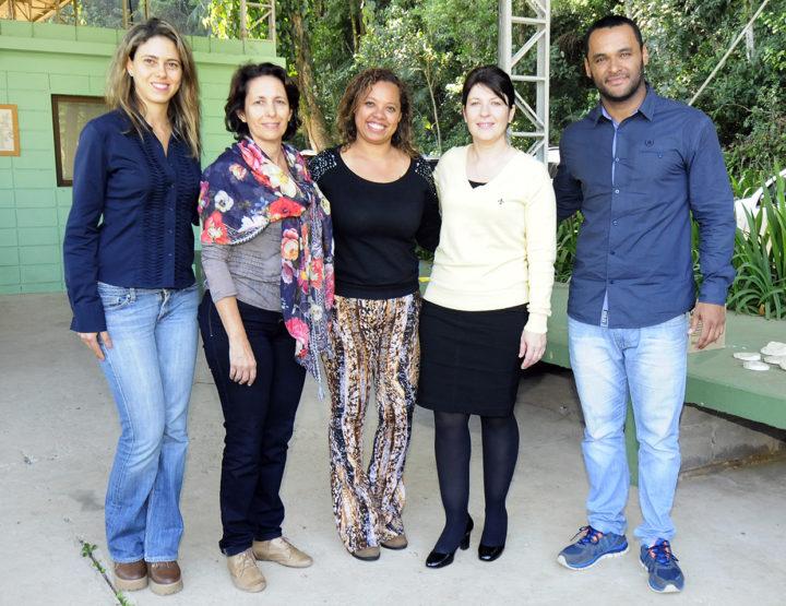 Equipes de Planejamento e Meio Ambiente, Cobema e Educação: ação integrada