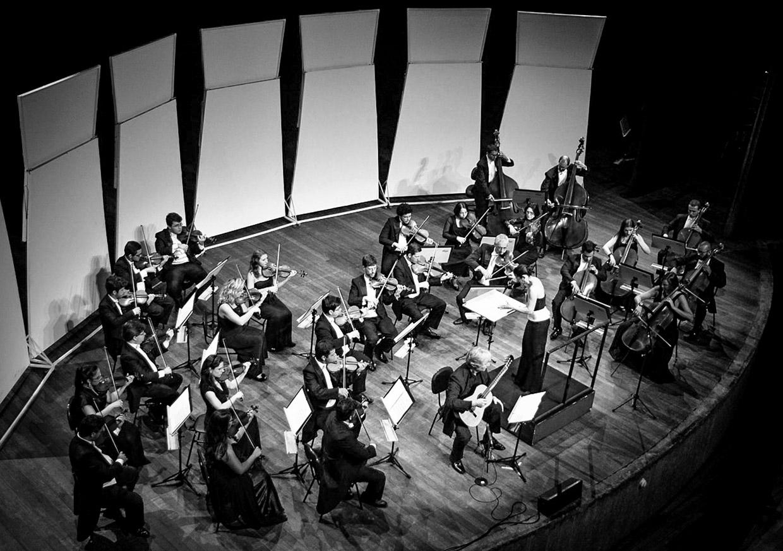 Mescla da viola de orquestra e viola caipira é diferencial da apresentação