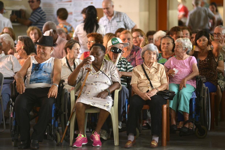 Evento no Centro de Convivência do Idoso (Criju): revelando histórias