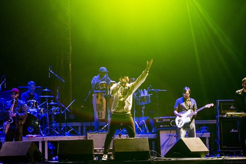 """Banda """"Raízes Rasta"""" tocou para o mesmo público da """"Maskavo"""" durante Virada Jundiaí 2016"""