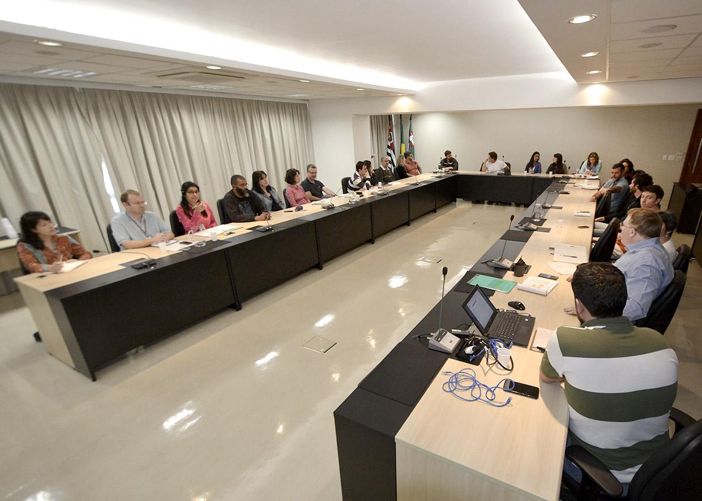Reunião de técnicos do programa de mata atlântica e cerrado