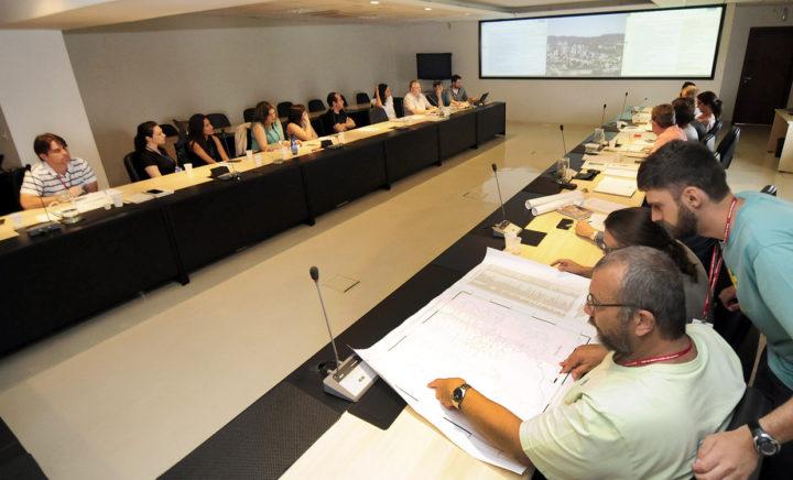 Reunião técnica do grupo de trabalho