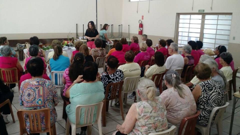 Vila Rio Branco reuniu veteranos da região e do Centro