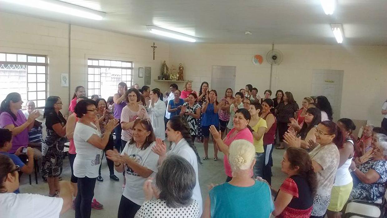 Atividade no Novo Horizonte teve grande adesão