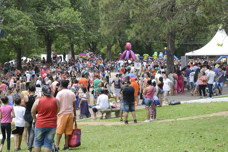 Festa das crianças contempla música, brinquedos e muitos outros atrativos