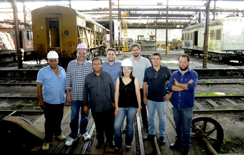Gestores públicos acompanham etapa inicial dos trabalhos