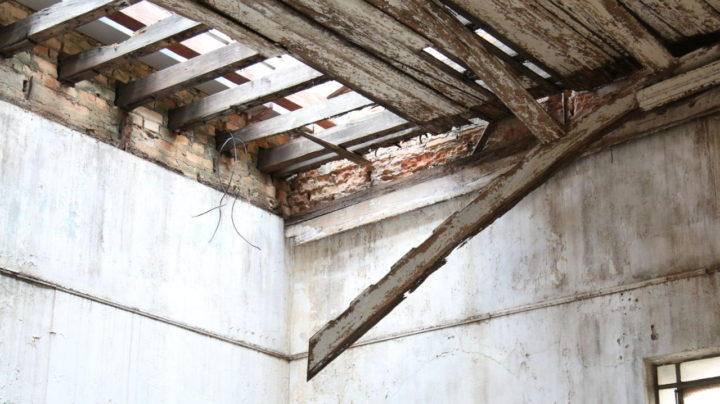 Troca de telhado foi apontada pelo Iphan como prioridade