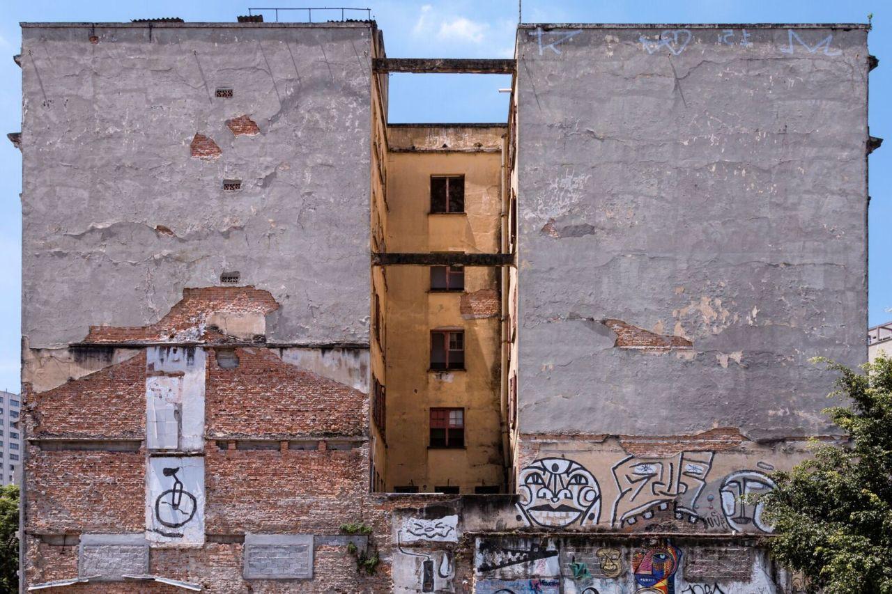 """Fotografia faz parte da exposição """"Vestígios"""""""